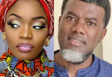 Photo of Bisola Aiyeola tackles Reno Omokri for berating single mothers