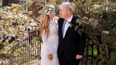 Photo of British PM Boris Johnson Marries Fiancee, Carrie Symonds in Secret Wedding