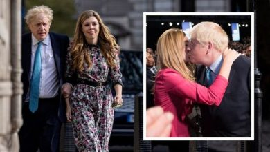 Photo of Boris Johnson, Carrie Symonds 'marry in secret ceremony' at Westminster Cathedral
