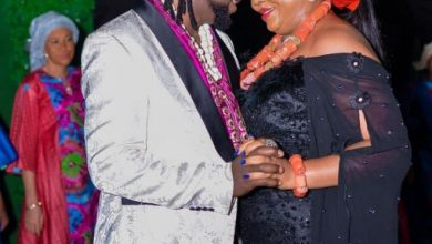 Photo of Rita Daniels, Regina Daniels' mother ties the knot with young lover