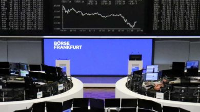 Photo of European markets hit record high as U.S. data boosts recovery hopes