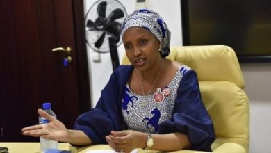 Photo of Buhari Suspends NPA MD, Hadiza Bala Usman As, Orders Probe