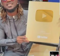 Photo of Paul Okoye amasses 1 million subscribers on YouTube