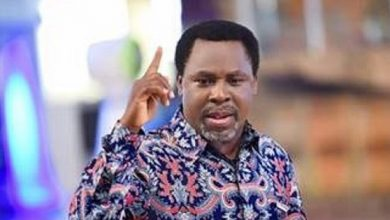 Photo of TB Joshua under fire for prophesying that Nigeria won't break up