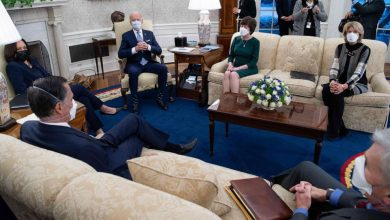 Photo of GOP senators oppose Biden intelligence nominee who did legal work for Huawei