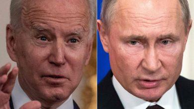 Photo of Biden in Geneva for tense summit with Putin