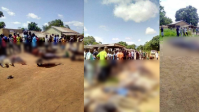 Photo of Tension as Fulani Herdsmen Kill 36 Benue Residents, College Students