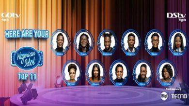 Photo of Meet Nigerian Idols' Top Final 11 Contestants