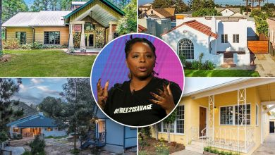 Photo of Black Lives Matter co-founder blasts 'white supremacy' in housing market after $3 million property spending spree