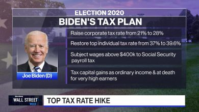 Photo of Some couples may face a 'marriage penalty' under Biden's tax plan
