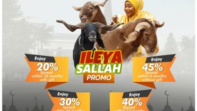 Photo of You Stand A Chance to Get 3 Rams in the Adron Ileya-Salah Promo