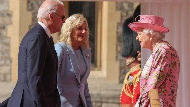 Photo of Queen Elizabeth reminds me of my mum, says Biden