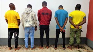 Photo of EFCC Arrests 10 Suspected YAHOO Boys In Enugu