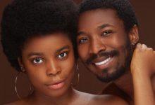 Photo of Made Kuti goes shirtless with lover