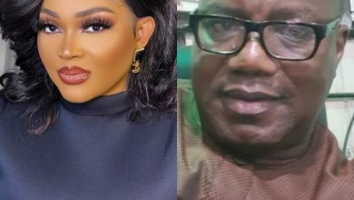Photo of Mercy Aigbe urges estranged husband to sign divorce papers
