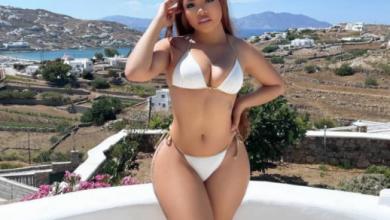 Photo of Nengi, ex-BBNaija star dazzles in bikini photos
