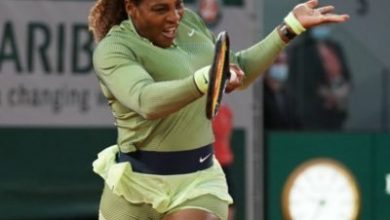 Photo of Serena Williams urges herself to erase deficit at French Open