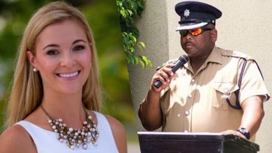 Photo of UK billionaire's daughter-in-law charged in shooting death of top Belize cop
