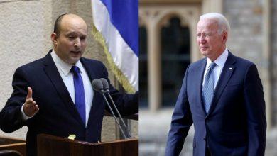 Photo of Biden congratulates Israel's incoming PM Naftali Bennet