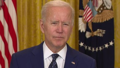 Photo of Biden says 'looking' at Russia retaliation over cyber attack