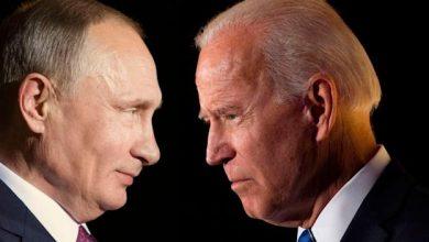 Photo of Biden shoots 'warning' at Putin ahead of meeting