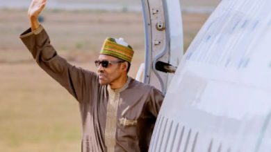 Photo of Buhari Travels To London For Medical Check-Up