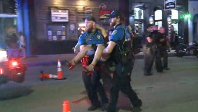 Photo of 14 injured in shooting in downtown Austin
