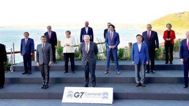 Photo of G7 Summit: Moon makes big vaccine pledge