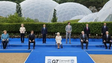 Photo of G7 summit outlines health pact to prevent future pandemics