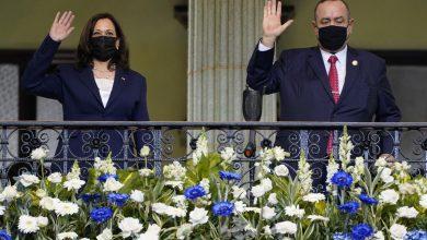 Photo of 'Do Not Come,' urges fight against corruption, Kamala Harris tells Guatemalans