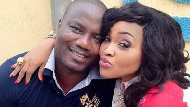 Photo of Mercy Aigbe Exposes All About Her Estranged Husband