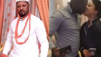 Photo of Tonto Dikeh and Her Politician Boyfriend Prince Kpokpogri Parted Ways