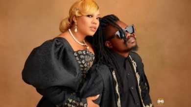 Photo of Toyin Lawani's Husband Called Out For Neglecting His Kids