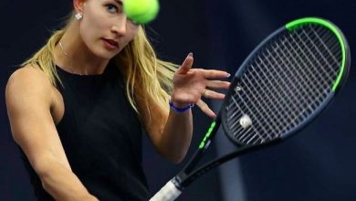 Photo of French Open: Tennis player Yana Sizikova has been arrested at Roland Garros