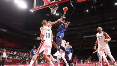 Photo of Tokyo Olympics: Nigeria lose to Australia as France shock top-ranked US basketball