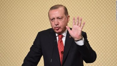 Photo of Erdoğan in talks with US to buy F-16 fighter jets after row over F-35 deal