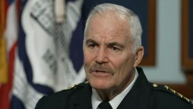 """Photo of New Capitol Police chief says officers testifying next week """"need to be heard"""""""