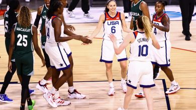 Photo of Nigeria falls to US in women's basketball tune-up