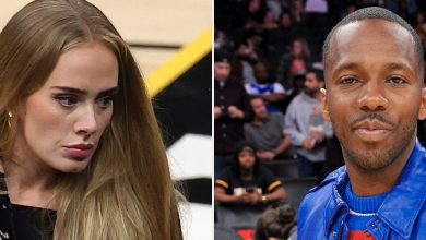 Photo of Adele goes public with her relationship with LeBron James' agent, Rich Paul