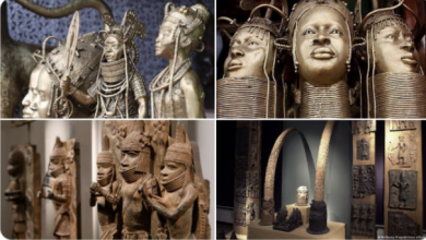 Photo of Germany To Return Over 7,000 Artifacts They Stolen From Nigeria