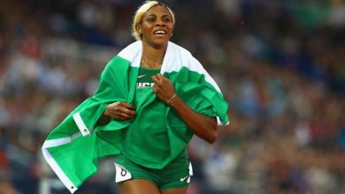 Photo of Okagbare: AFN slams athlete's suspension from Olympics after positive drug test