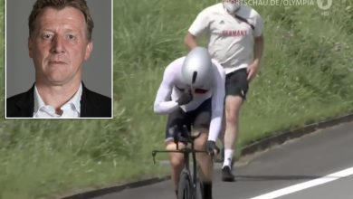 """Photo of Olympic cycling coach sent home after calling Algeria and Eritrea stars """"camel drivers"""""""