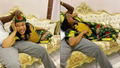 Photo of Fans Pour Out Their Mind as Tonto Dikeh Shares Photos with New Man