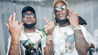 Photo of Burna Boy shades Davido after his sold-out show