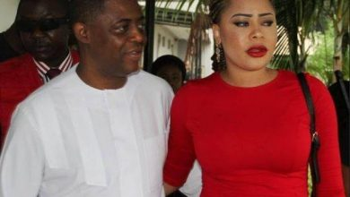 Photo of FFK's Estranged Wife Arraigns Husband and Police Over Alleged Threat to Life