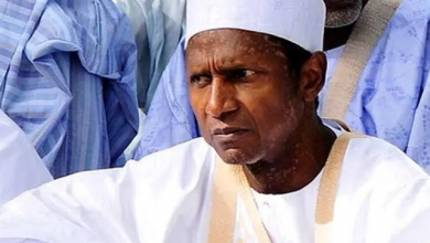Photo of Yar'Adua's Son Arrested Over Alleged Murder