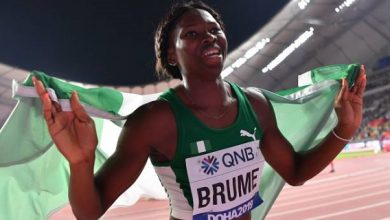 Photo of Ese Brume wins Nigeria's first medal at Tokyo Olympics