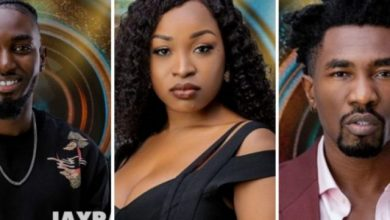 Photo of #BBNaija: Jay Paul Begs Boma To Leave Jackie B For Him