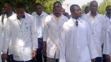 Photo of BREAKING: Nigeria Doctors Begin Indefinite Strike