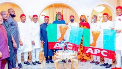 Photo of 11 Anambra Lawmakers Dump APGA, PDP To Join APC